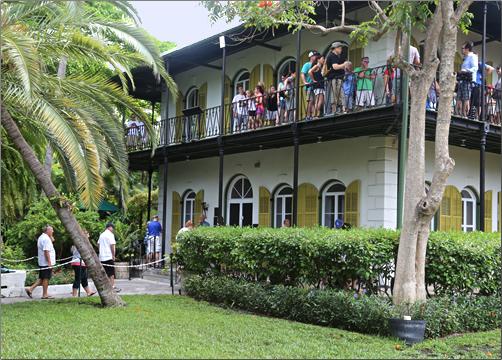 Key-West-Hemingway-Museum