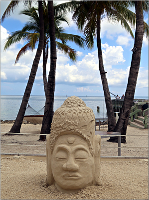 Key-West-Sand-Sculpture