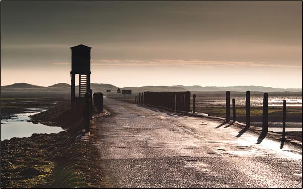 Lindisfarne-Causeway.