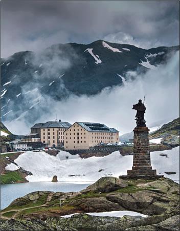 Switzerland-St-Bernard-Pass.