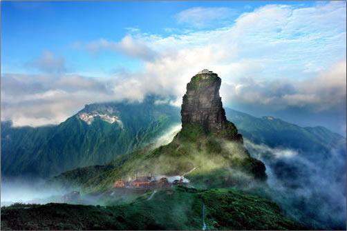 China-Mount-Fanjingshan
