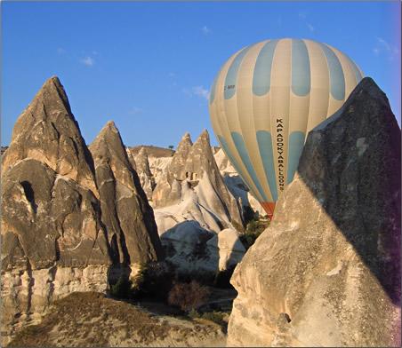 Balloon-and-Fairy-Chimneys