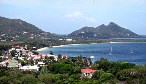 Grenada-Carriacou-Bay