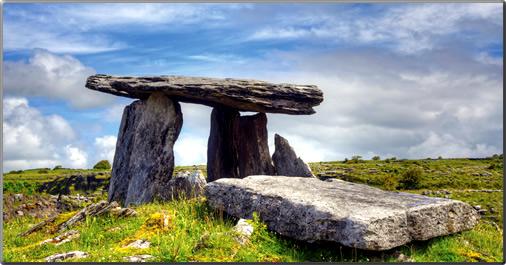 Ireland-Poulnabrone