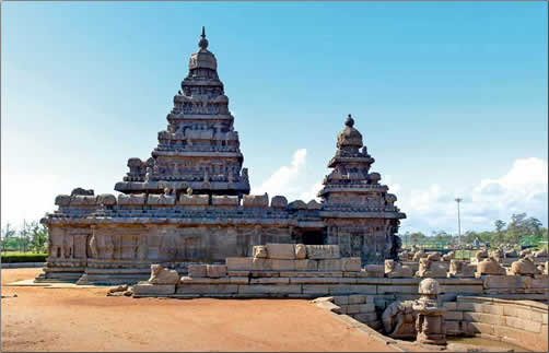 Rock-Cut-Temple