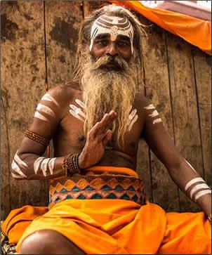 Varanasi-Hindu-Priest
