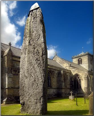 Yorkshire-Rudston-Monolith