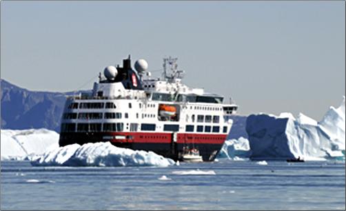 Hurtigruten-MS-Fram-Greenland