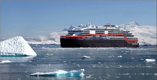 Hurtigruten-MS-Roald-Amundsen