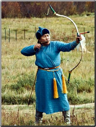 Mongolian-Archer