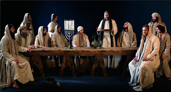 Oberammergau-Last-Supper