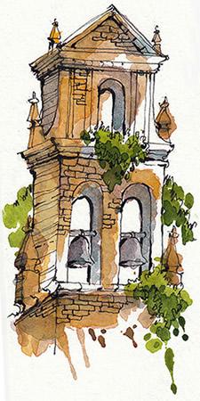 Ages-Spain-Church-Steeple