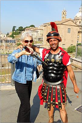 Roman-Gladiator