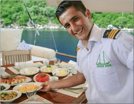 Turkey-Sailing-Gulet-Cuisine