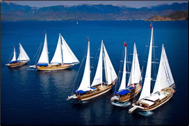 Turkey-Sailing-Gulets