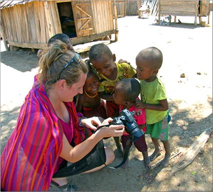 Madagascar-Village-Visit