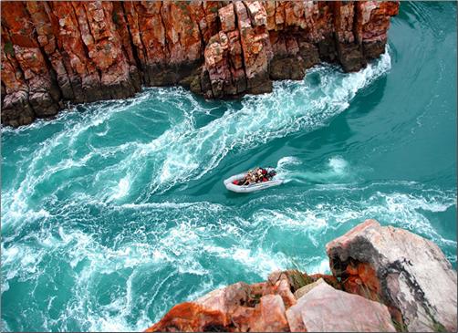 Australia-Horizontal-Falls-Kimberley