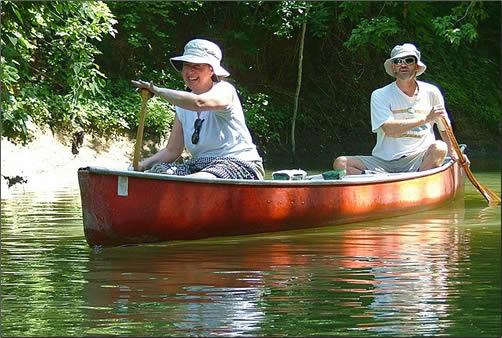 Kintzele-Ditch-Canoeing-Indiana-Dunes-National-Park