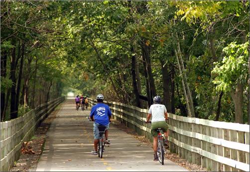 Oak-Savannah-Trail-Ranger-Led-Biking