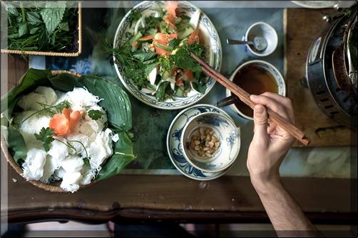 Hanoi-Dishes