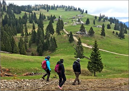Slovenia-Trekking-hut-to-hut