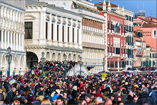 Venice-Overtourism
