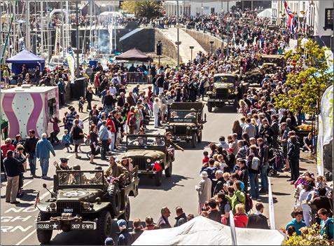 Guernsey-Liberation-Parade