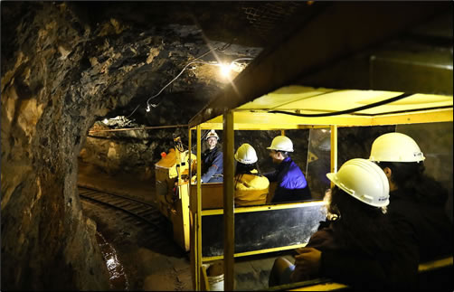 Britannia-Mine-Museum-Underground-Train