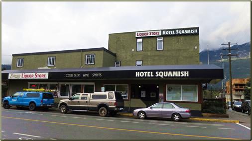 Hotel-Squamish