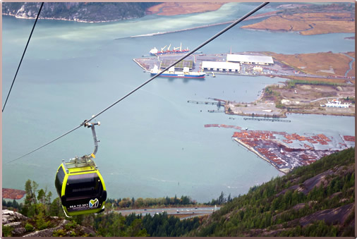 Squamish-Sea-to-Sky-Gondola
