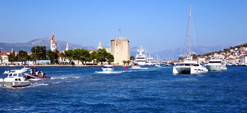 Trogir-Harbor
