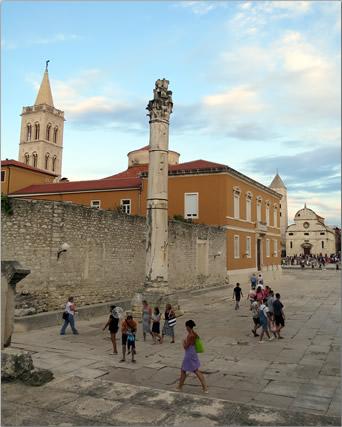 Zadar-Architecture