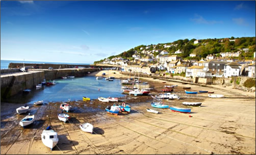 Mousehole-Harbour-Cornwall