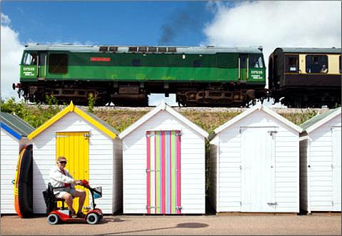 Steam-Railway-Godrington