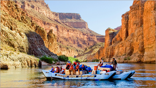 Western-River-Expeditions-Grand-Canyon-Rafting