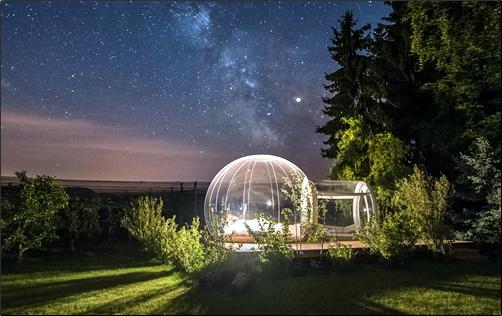 Bubble-Hotel-Feierlenhof