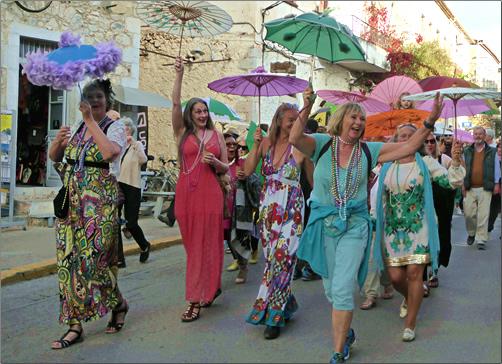 Greece-Ex-Pat-Ladies-Parade