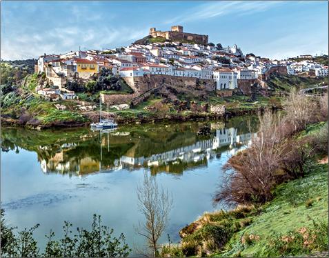 Mertola-Portugal
