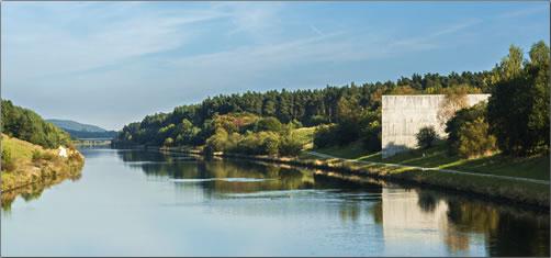 Continental-Divide-Rhine-Danube-Monument